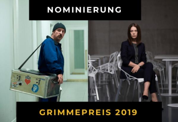 Grimme-Preis 2019: Zweifache Nominierung für die LETTERBOX FILMPRODUKTION