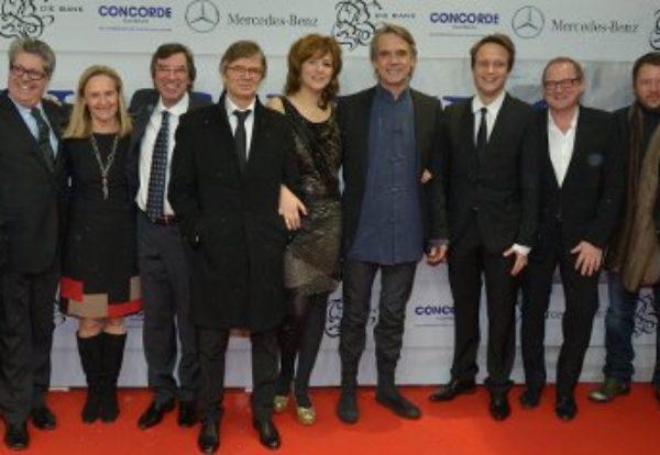 """Großer Bahnhof in Hamburg: Studio Hamburg FilmProduktion und C-FILMS AG feierten gestern in Hamburg die Deutschlandpremiere der Literaturverfilmung """"Nachtzug nach Lissabon"""""""