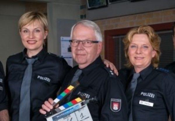 """ZDF dreht neue Folgen """"Notruf Hafenkante""""Team von der Waterkant seit zehn Jahren im Einsatz"""