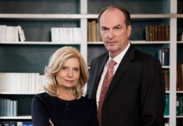 """Sendetermin Das Erste mit acht neuen Folgen """"Die Kanzlei"""""""