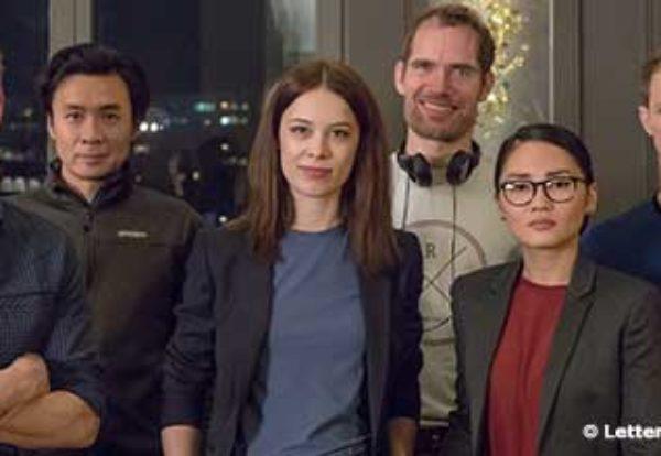 BAD BANKS: Drehstart für die zweite Staffel der Erfolgsserie