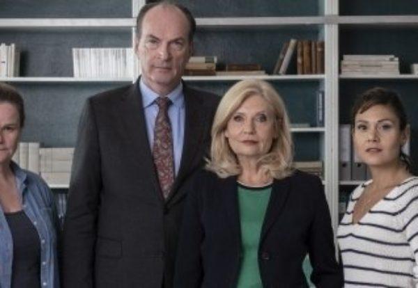 Dramatische Zeiten für DIE KANZLEI: Dreharbeiten zu 13 neuen Folgen beginnen in Hamburg