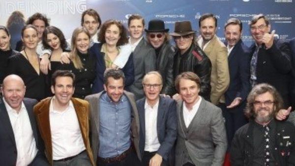 Hamburg feiert mit Standing Ovation die Weltpremiere vom neuen Kinofilm LINDENBERG! MACH DEIN DING