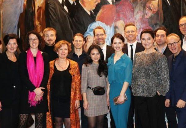 BAD BANKS feiert Premiere der 2. Staffel in Frankfurter Paulskirche