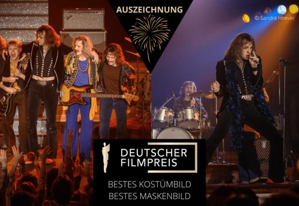 Der Deutsche Filmpreis 2020: LINDENBERG! MACH DEIN DING mit zwei LOLAS ausgezeichnet