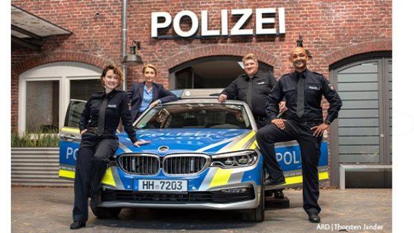 """Drehstart zur 34. Staffel """"Großstadtrevier"""": Nina Sieveking kehrt zurück"""