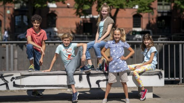 Filmfest Hamburg 2020: DIE PFEFFERKÖRNER auf dem MICHEL Kinder und Jugend Filmfest