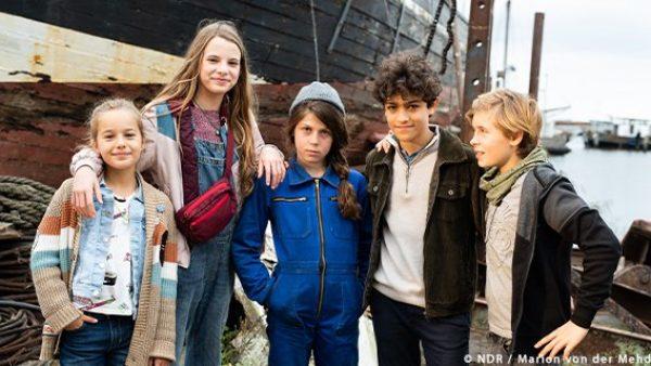 DIE PFEFFERKÖRNER UND DER SCHATZ DER TIEFSEE startet am 11. Februar 2021 bundesweit in den deutschen Kinos