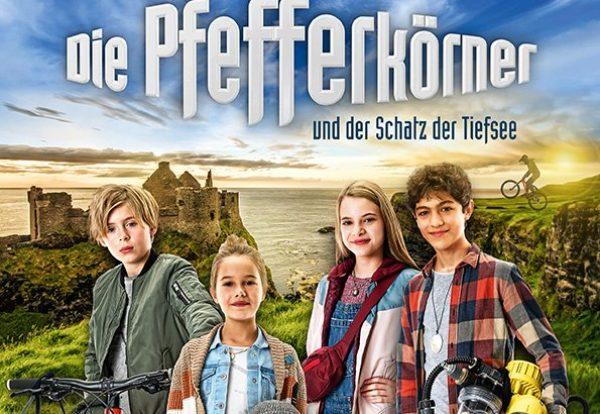 Kinostarttermin für DIE PFEFFERKÖRNER UND DER SCHATZ DER TIEFSEE wurde auf den 30. September verschoben