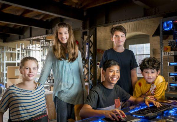 Filmfest Hamburg 2021:  DIE PFEFFERKÖRNER auf dem MICHEL Kinder und Jugend Filmfest