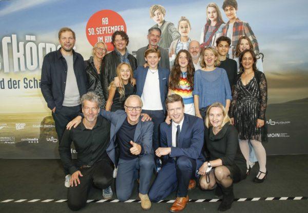 DIE PFEFFERKÖRNER UND DER SCHATZ DER TIEFSEE feiert Premiere in Hamburg